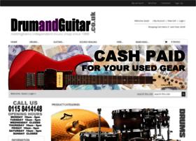 drumandguitar.co.uk