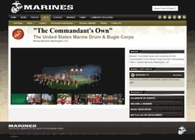 drumcorps.marines.mil