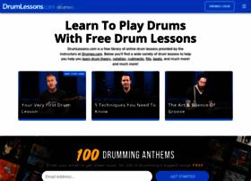 drumlessons.com