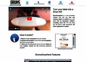 drumsanywhere.com