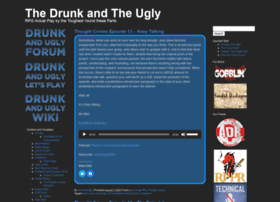drunkandugly.com