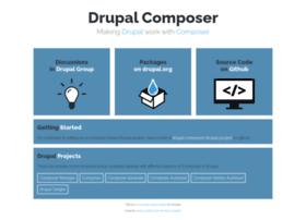 drupal-composer.org
