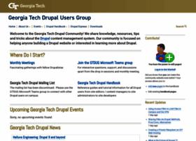 drupal.gatech.edu