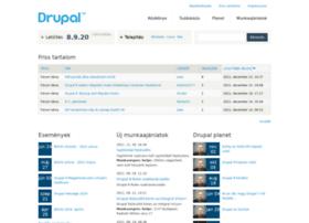 drupal.hu