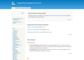 drupal.scls.info