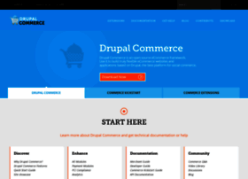 drupalcommerce.org