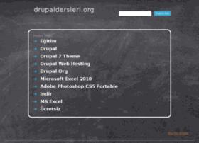 drupaldersleri.org