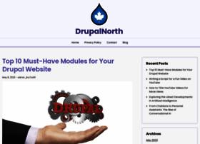 drupalnorth.org