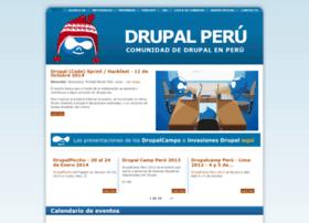 drupalperu.org