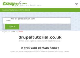 drupaltutorial.co.uk