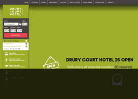 drurycourthotel.ie