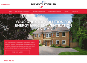 drventilation.co.uk