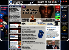 drwho-online.co.uk