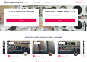 drycleanercentral.co.uk