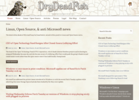 drydeadfish.co.uk