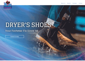 dryersshoestore.com