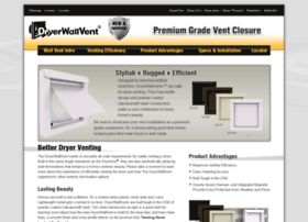dryerwallvent.com