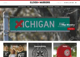 drygoods.elevenwarriors.com