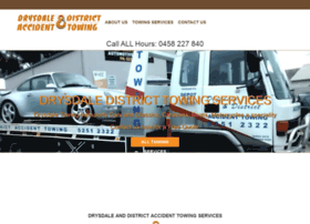 drysdaletowing.com.au