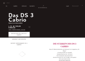 ds3cabrio-entdecken.de