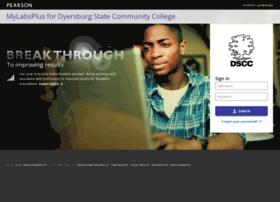 Dscc.mylabsplus.com