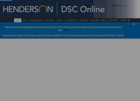 dsconline.cityofhenderson.com