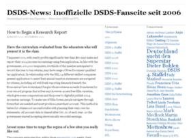 dsds-news.de