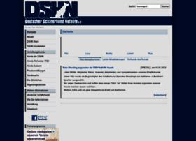 dsh-nothilfe.de