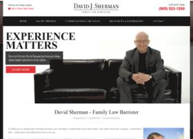 dshermanlaw.com