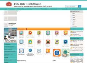 dshm.delhi.gov.in