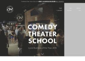dsicomedytheater.com
