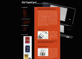 dsiflashcard.com