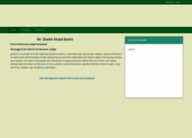 dsjfaisalabad.gov.pk