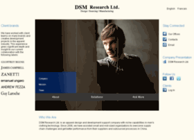 dsmresearch.net