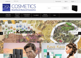 dsncosmetics.com