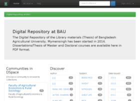 dspace.bau.edu.bd