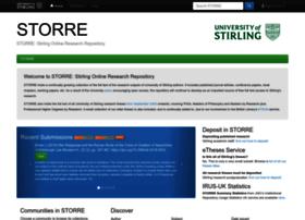 dspace.stir.ac.uk