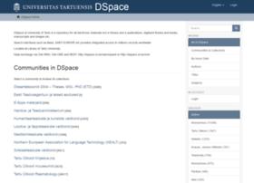 Dspace.ut.ee