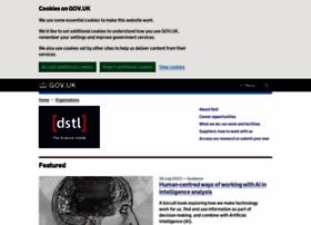 dstl.gov.uk