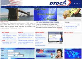 dtdc-usa.dtdc.com
