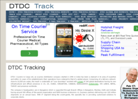 dtdctrack.co.in