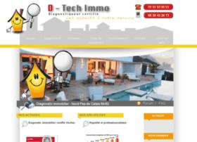 dtech-immo.com