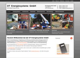 dtenergiesysteme.de