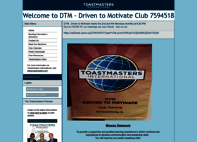 dtm.toastmastersclubs.org