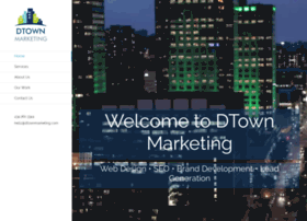 dtownmarketing.com