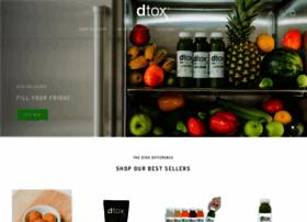 dtoxjuice.com