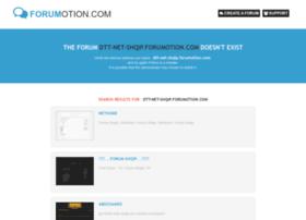 dtt-net-shqip.forumotion.com