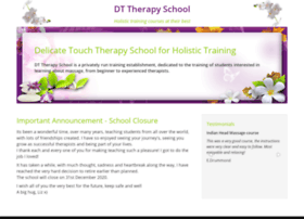 dttherapyschool.co.uk