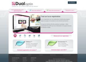 dualoptin.com