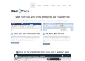 dualwriter.com